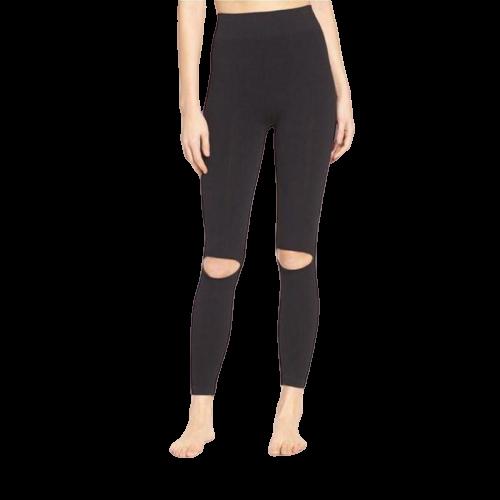 legging genou femme