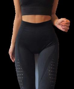 legging capri femme