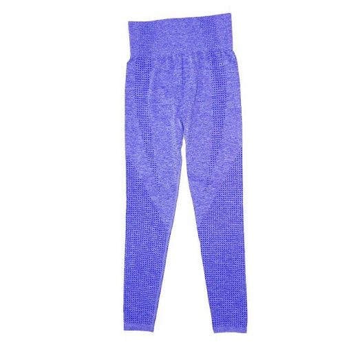Legging Yoga Coloré Sport 9149 Blue S 9149 Blue M 9149 Blue L