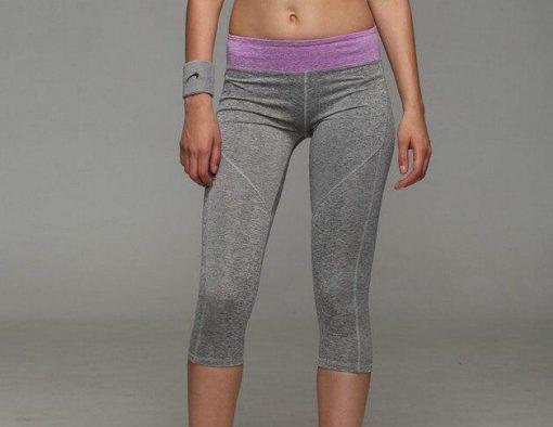 Legging De Compression Sport Gray S Gray M Gray L