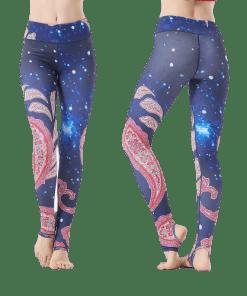 legging danse imprime