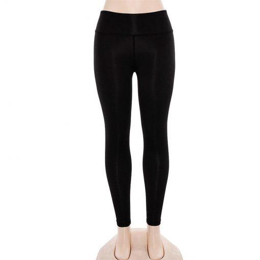 Legging Yoga Coloré Sport 9149 Balck S 9149 Balck M 9149 Balck L