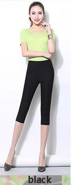 Legging Thermique Coton Genou black S black M black L black XL black XXL black XXXL