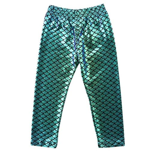 Legging Sexy Fitness Femme Grande Taille Kid S mermaid Kid M mermaid Kid L mermaid Kid XL mermaid