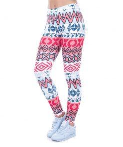 Legging Gainant Taille Haute