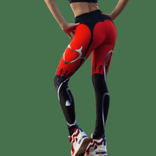 debardeur legging fitness