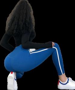 legging rouge fitness