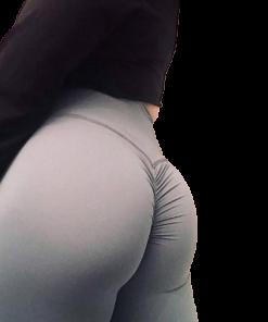 legging polyester blanc