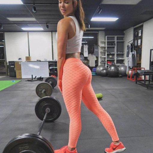 Legging Multicolore Femme Orange S Orange M Orange L Orange XL