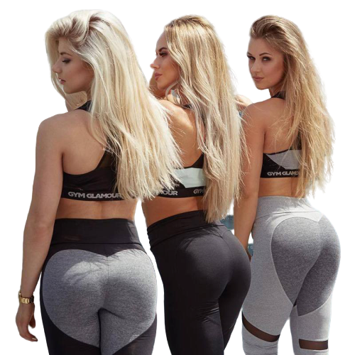 legging yoga coeur fitness