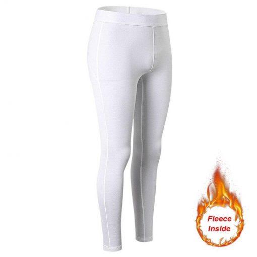 Legging Course Hiver white Asian size S white Asian size M white Asian size L white Asian size XL white Asian size XXL