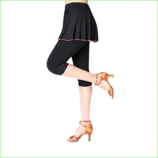 Legging Tennis Femme Black Pink L Black Pink XL Black Pink XXL Black Pink XXXL