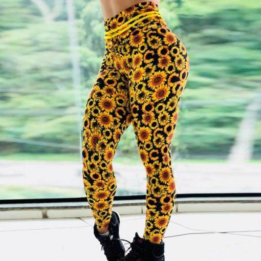 Femme En Legging Imprimer PL005 S PL005 M PL005 L PL005 XL