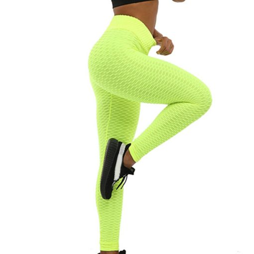Legging Pantalon Compression Yellow S Yellow M Yellow L Yellow XL