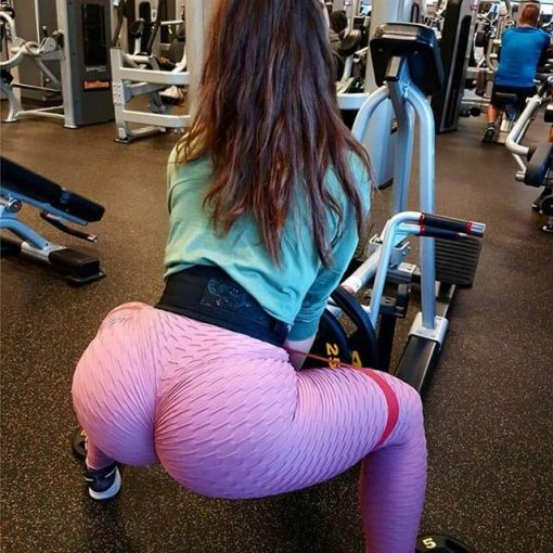 Legging Couleur Sport Pink XS Pink S Pink M Pink L Pink XL