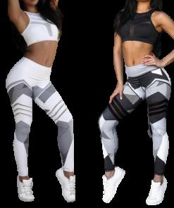 legging motif sport