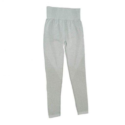 Legging Yoga Coloré Sport 9149 Light Grey S 9149 Light Grey M 9149 Light Grey L