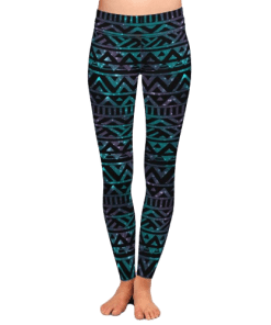 legging azteque marques fitness