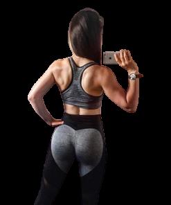 legging sport coeur