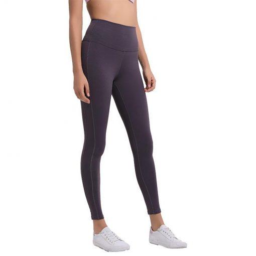 Legging Sport Couleur Purple S Purple M Purple L