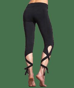 legging cross femme