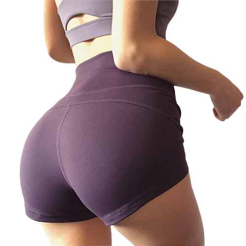 legging short taille haute