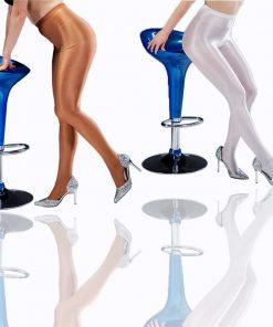Legging Danse Brillant Transparent