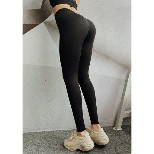 Legging Sport Booty Black S Black M Black L