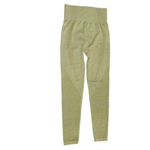 Legging Yoga Coloré Sport 9149 Army Green S 9149 Army Green M 9149 Army Green L