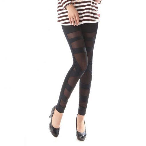 Legging Femme Gothique