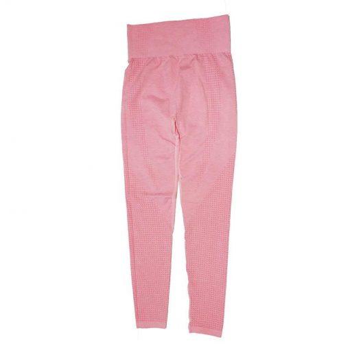 Legging Yoga Coloré Sport 9149 Pink S 9149 Pink M 9149 Pink L