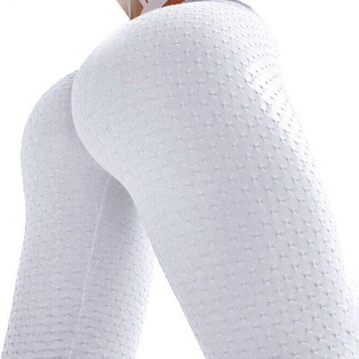 Legging Sport Leopard White S White M White L