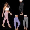 legging anti cellulite sport