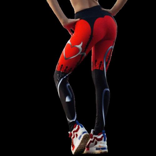 legging yoga fille sport femmes