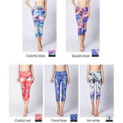 Legging Anti Cellulite Porter Femme