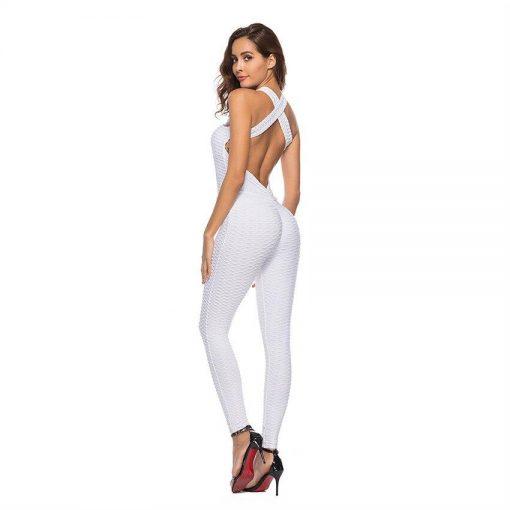 Legging Sexy Taille Haute Habillé white S white M white L white XL