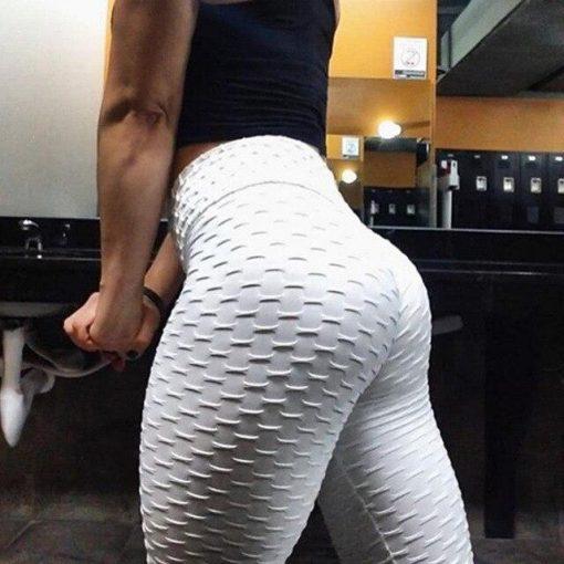 Legging Couleur Sport White XS White S White M White L White XL