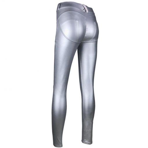 Collant Legging Gothique Silver S Silver M Silver L Silver XL Silver XXL Silver XXXL