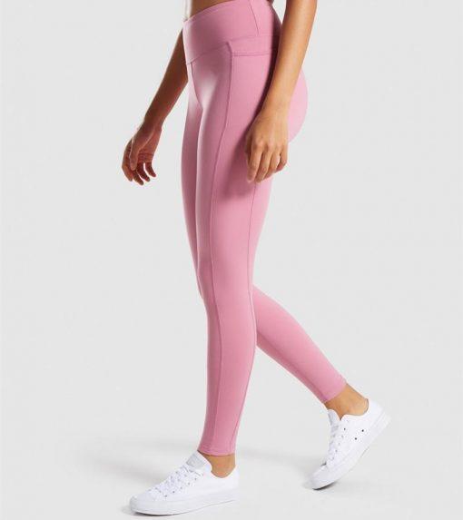 Legging Doré Rose S Rose M Rose L Pink XL