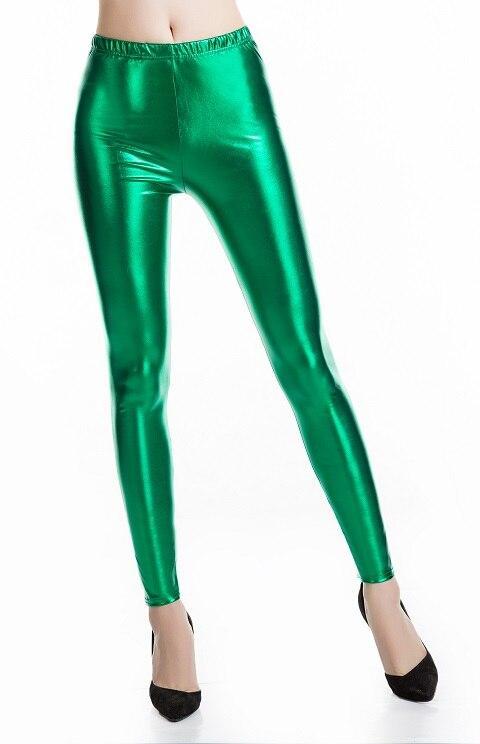 Legging Brillant Disco green M green L green XL green XXL
