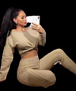 legging sexy azteque hiver