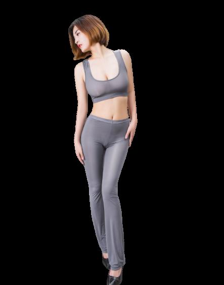 legging collant transparent