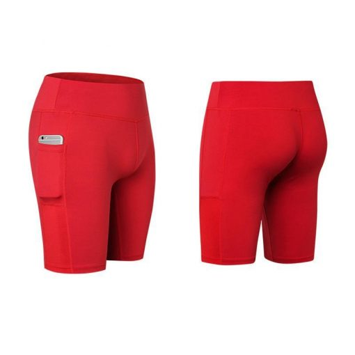 Legging Court Collant Red XS Red S Red M Red L Red XL