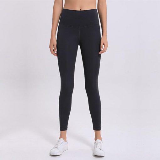 Legging Sport Couleur Black S Black M Black L