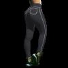 legging femme couleur