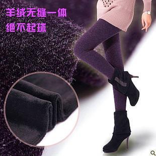 Legging Laine Pantalon Velours Femme