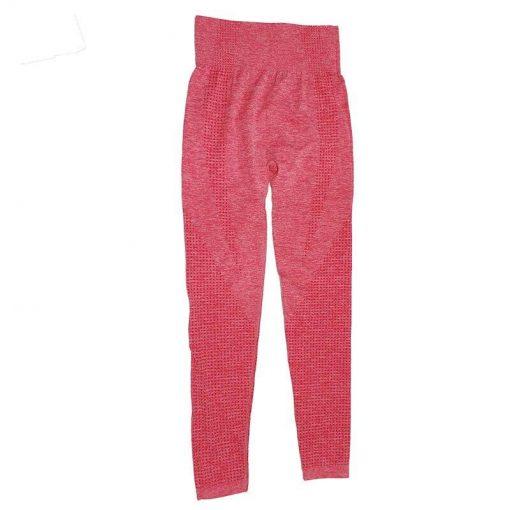 Legging Yoga Coloré Sport 9149 Wine red S 9149 Wine red M 9149 Wine red L
