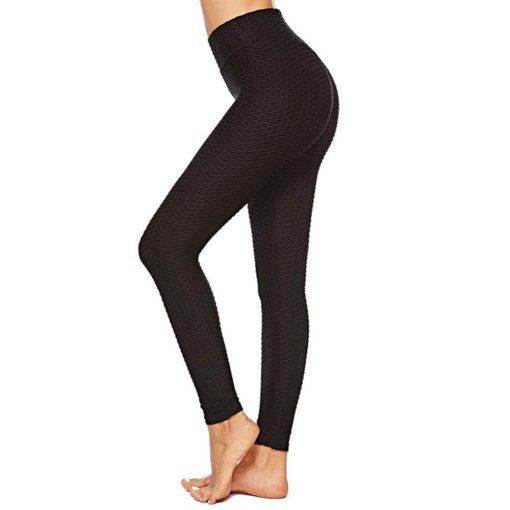 Legging Pantalon Compression Black S Black M Black L Black XL