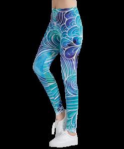 legging ski femme