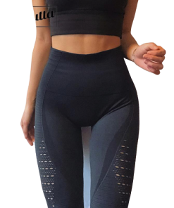 legging yoga cycliste sport ventre